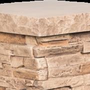Chapiteau pour piédestal de colonne | Canyon - chapiteau-18-x-18-canyon - 16998 - 16866 - boite-de-2