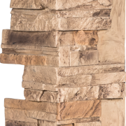 Dry Stack Stone | Canyon - corner-12-x-24 - 16920 - 16964 - box-of-3
