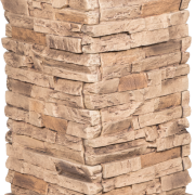 Dry Stack Stone | Canyon - pedestal-column - 16926 - 16970 - box-of-2-en