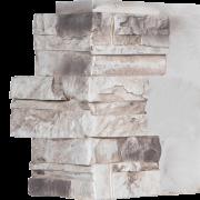 Pierres sans joints | Gris naturel - coin-12-x-12 - 16832 - 16870 - boite-de-6