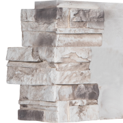 Dry Stack Stone | Charcoal - corner-12-x-12 - 16922 - 16966 - box-of-6