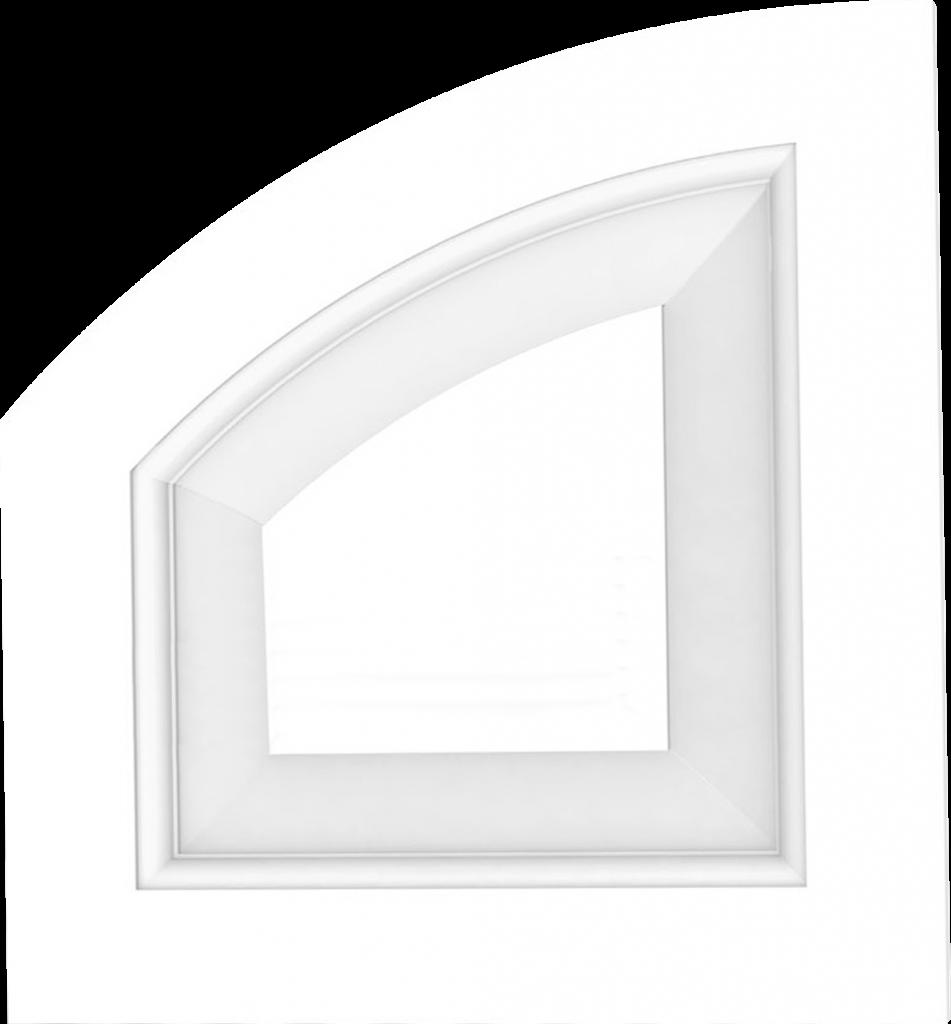 Contour de portes et fen tres sans entretien groupe plastika for Porte et fenetre sabourin st clet