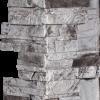 Dry Stack Stone | Slate - corner-12-x-24 - 16920 - 16964 - box-of-3