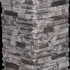 Dry Stack Stone | Slate - pedestal-column - 16926 - 16970 - box-of-2-en