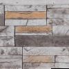 Pierres sans joints | Ardoise brûlée - panneau-48-x-12 - 16838 - 16876 - boite-de-12