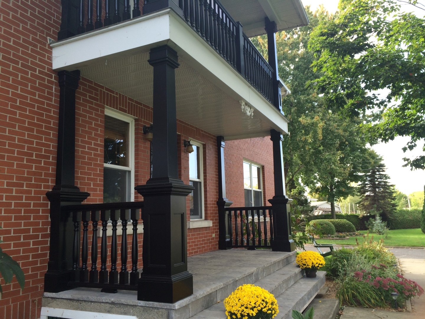 Balustrades, Railings and Balusters