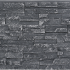 Dry Stack Stone | Charcoal - panel-48-x-24 - 16930 - 16974 - box-of-6